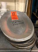 Lot sizzle platters