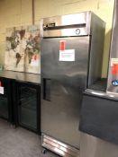 True single door freezer