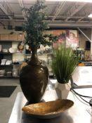 Lot plant bowl decorations