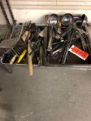 Lot assorted utensils