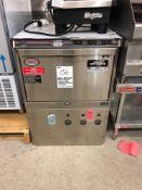 CMA model GLX low temp glass washer
