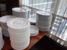 (166) Assorted Dinner Plates