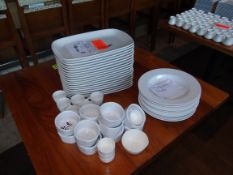 (27) Platters and Rimmed Soup