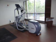 (1) Precor EFX532i/536i Elliptical Fitness Crosstrainer.