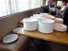 """(160) Fortessa 10"""" Dinner Plates"""
