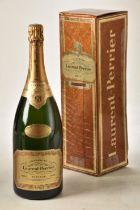 Champagne Laurent Perrier 1990 Magnum OCC 1 mag