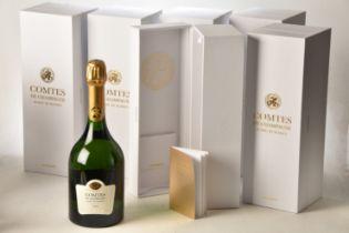 Champagne Taittinger Comtes 2006 6 bts