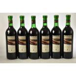 Seppelt Terrain Series Cabernet Sauvignon 1996 6 bts