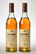 Hine Vintage 1975 2 bts Cognac Grande Champagne, Landed '77,