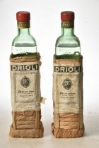Drioli Maraschino 50 % Proof 2 50Cl bts Believed very early 20th century