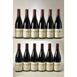 Chambolle Musigny Les Cras 1999 Domaine Roumier 12 bts OCC IN BOND