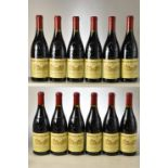 Chateauneuf du Pape Chateau Fortia Cuvee Baron 2009 12 bts OCC In Bond