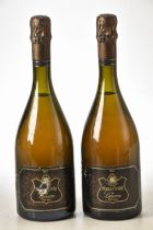 Champagne Lanson Noble Cuvee 1981 2 bts