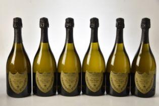 Champagne Dom Perignon 2002 6 bts OCC IN BOND