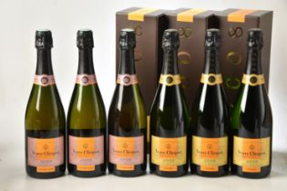 Champagne Veuve Clicquot Brut Vintage 2008 3 bts Champagne Veuve Clicquot Brut Vintage Rose 2008 3 b