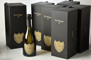 Champagne Dom Perignon 2008 6 bts OCC IN BOND