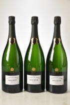 Champagne Bollinger La Grande Annee 2004 3 mags OCC IN BOND