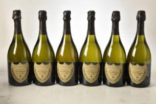 Champagne Dom Perignon 2004 6 bts OCC IN BOND