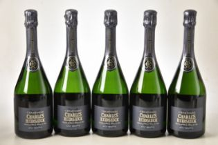 Champagne Charles Heidsieck Brut Reserve NV 5 bts