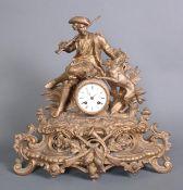 Figurenuhr, Frankreich um 1870/80