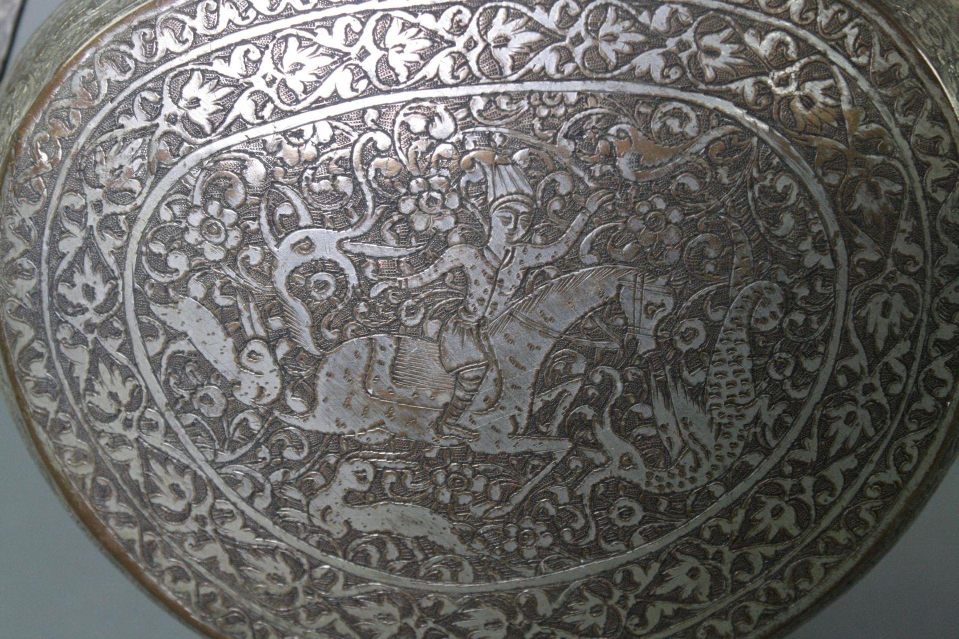 6 Kannen, Iran 19./20. Jahrhundert - Bild 4 aus 13