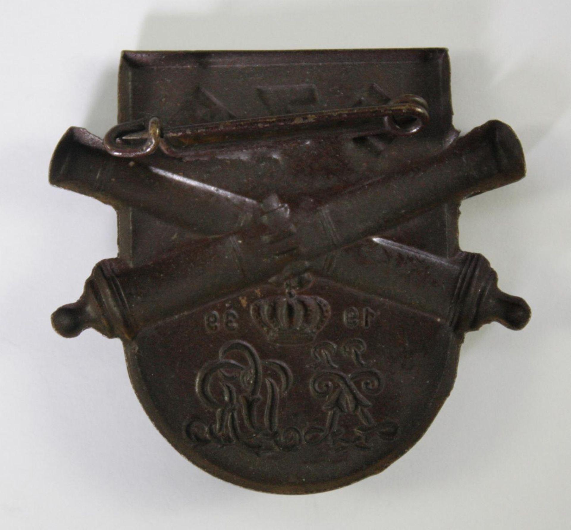 Abzeichen: 7. Preußisches Artillerieregiment 1939 - Bild 2 aus 2