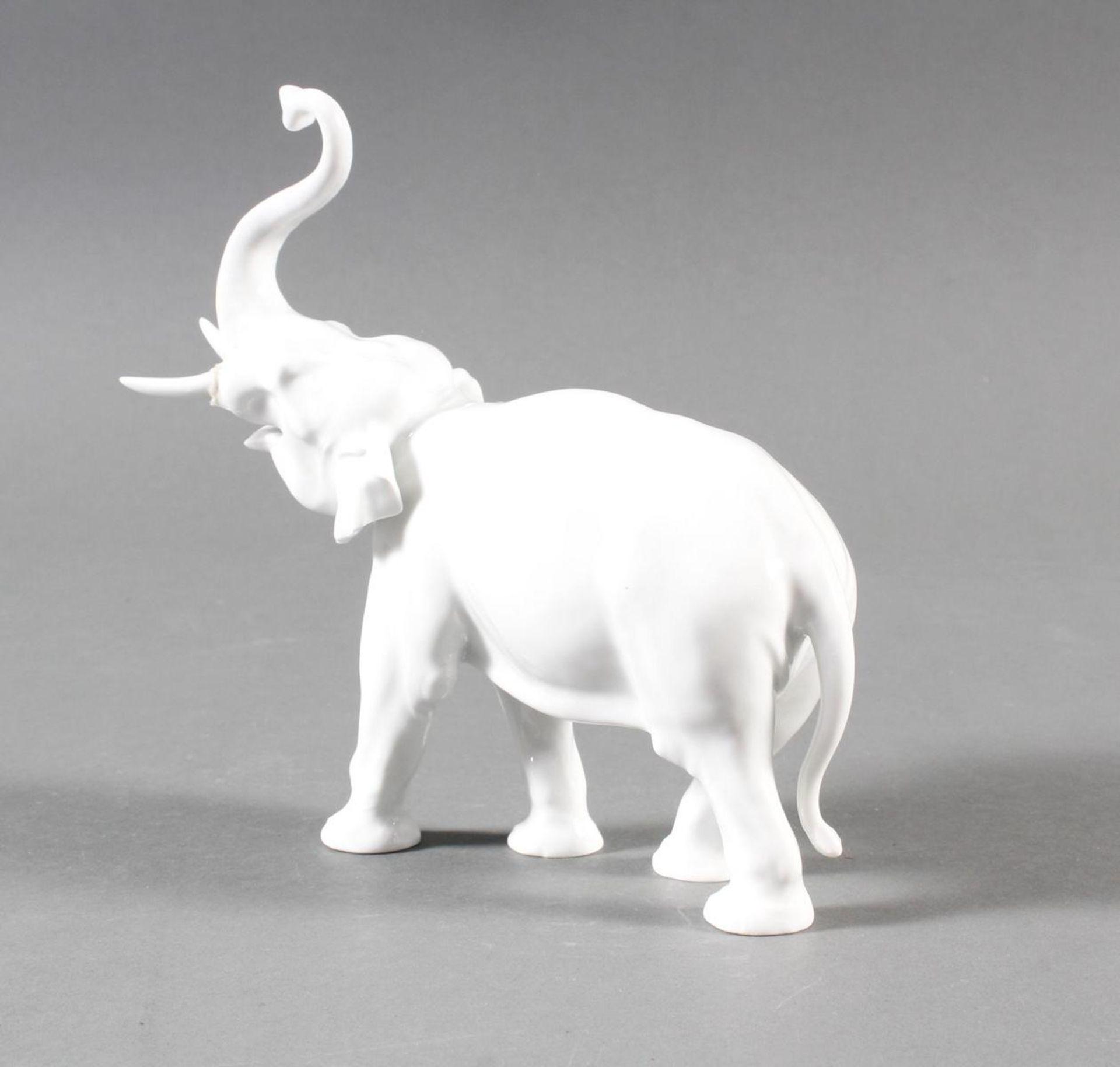 Meißen Elefant um 1940, 1. Wahl - Bild 4 aus 7