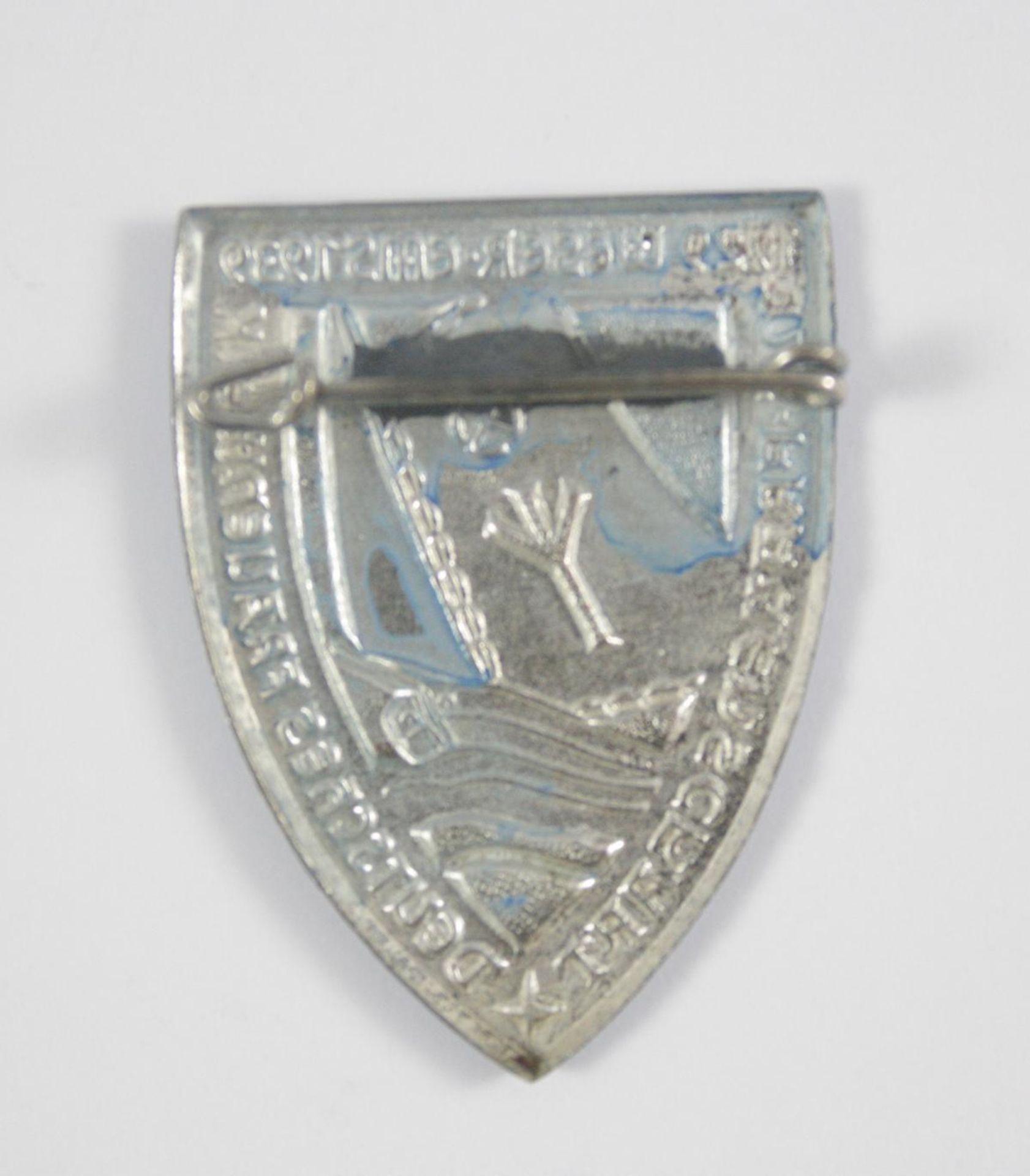 Abzeichen NS Frauenschaft Weser-Ems 1939 - Bild 2 aus 2
