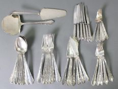 Essbesteck aus 800er Silber
