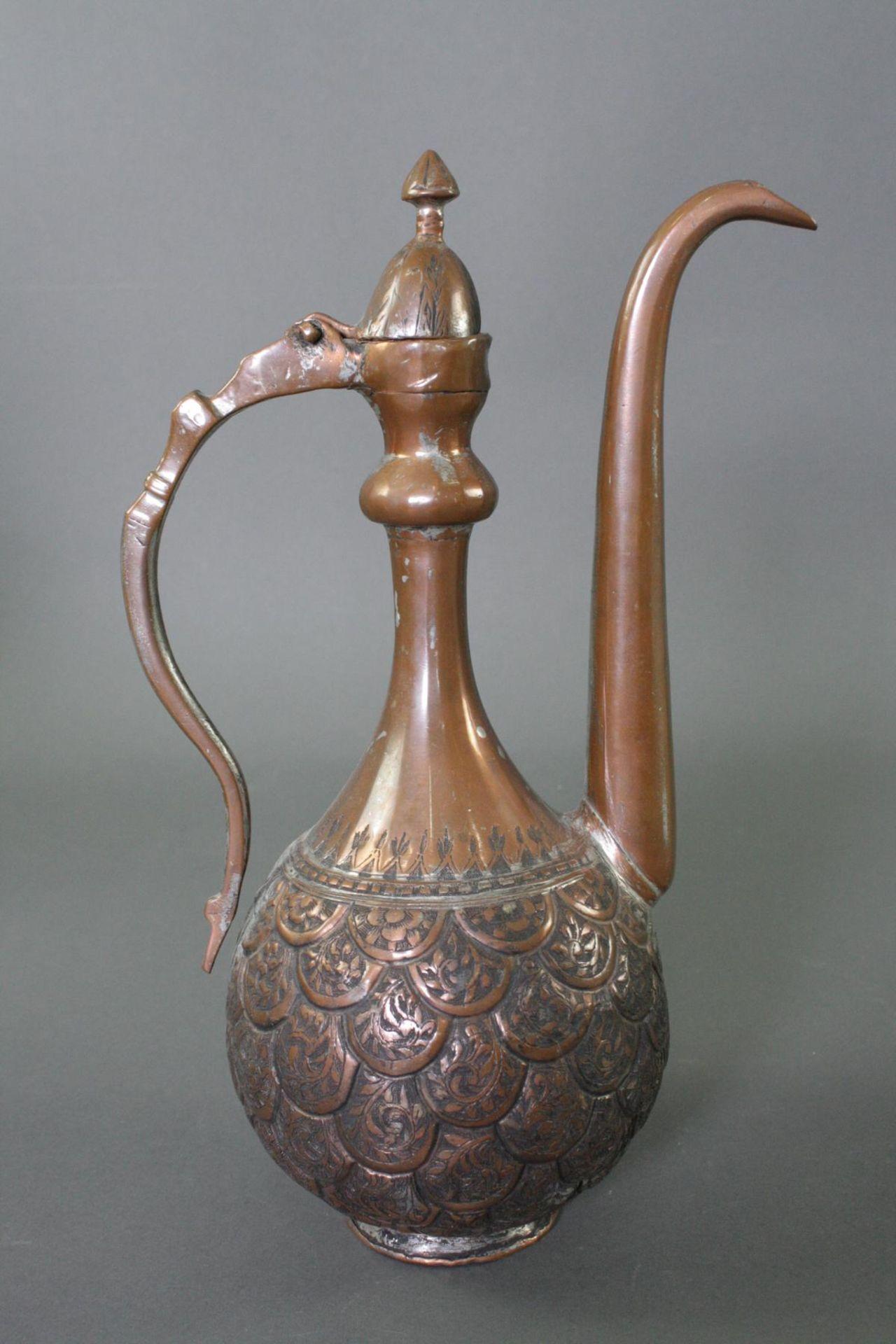 6 Kannen, Iran 19./20. Jahrhundert - Bild 10 aus 13