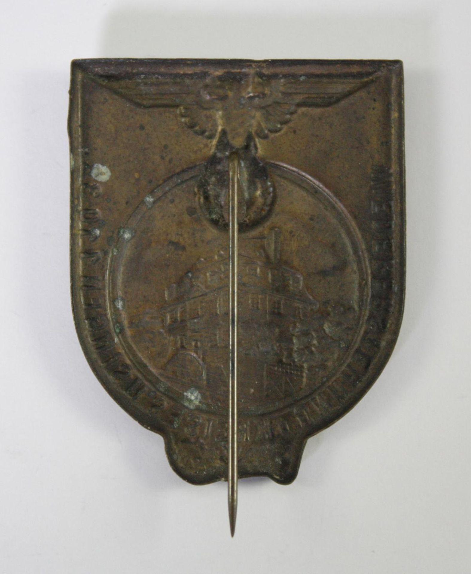 Abzeichen: Wiedererstehung des Kreises Usingen 1933 - Bild 2 aus 2