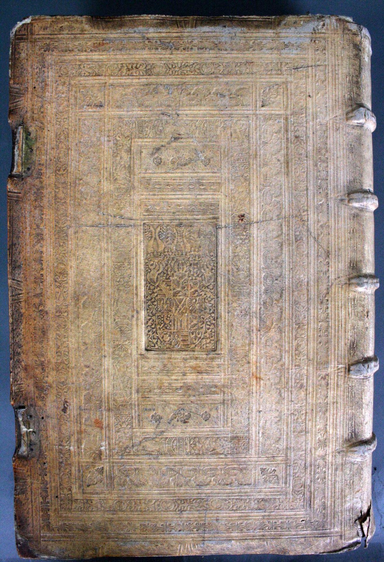 Griechische-Lateinische Bibel, Novum Testamentum 1582 - Bild 21 aus 23