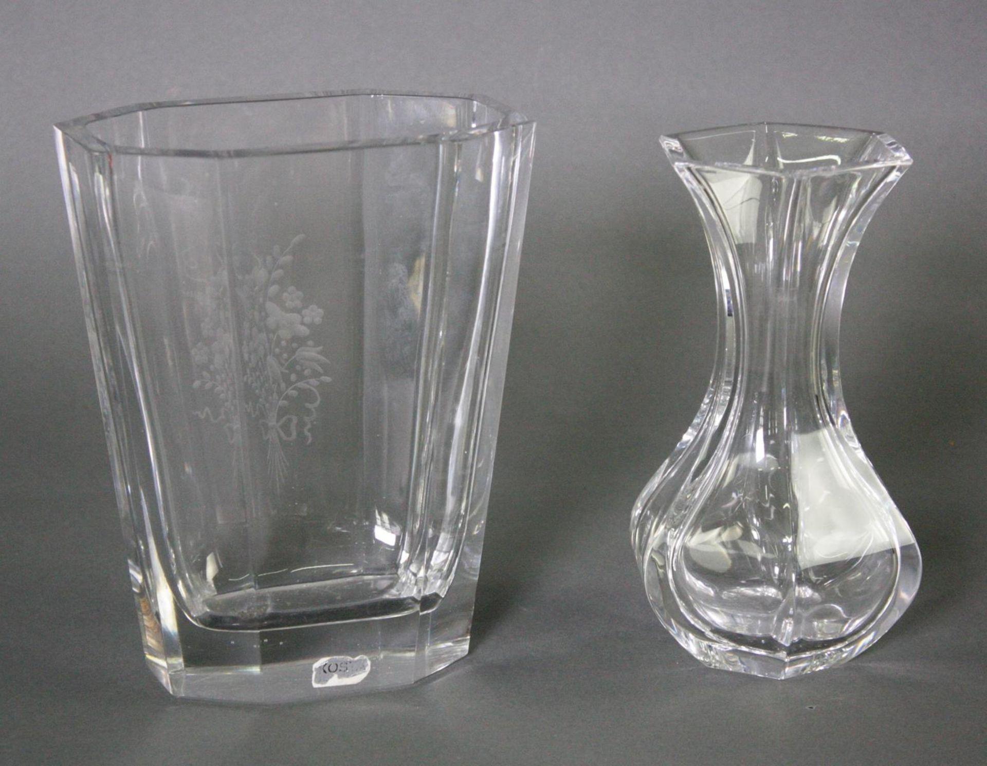 Vase, Kosta (Schweden) - Bild 2 aus 2