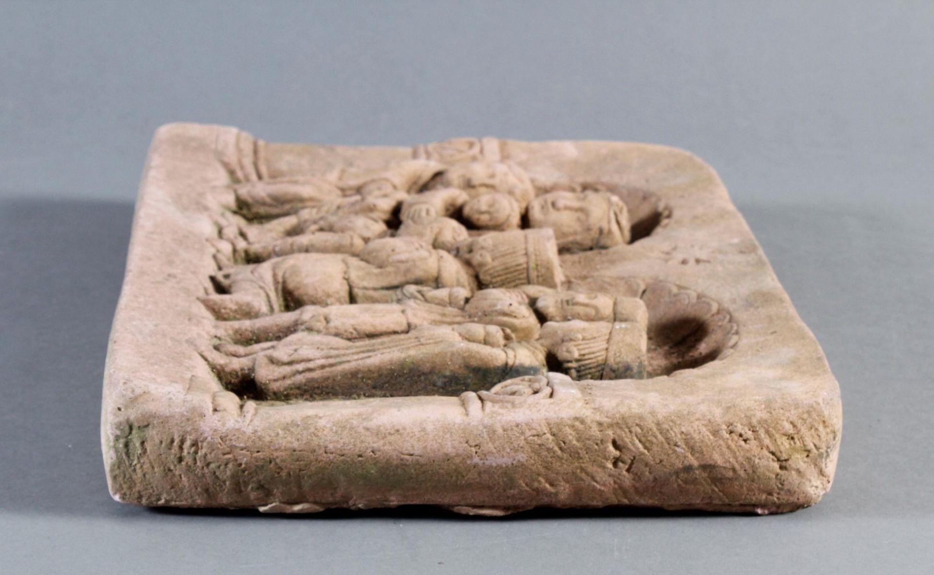 Sandstein Gussrelief - Bild 10 aus 10