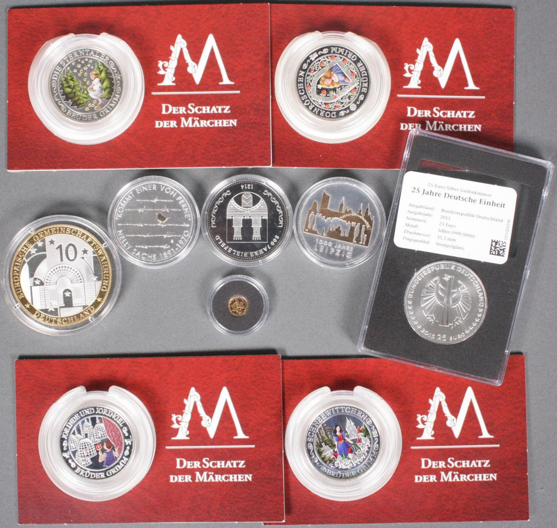 Kleiner Münznachlass - Bild 2 aus 2