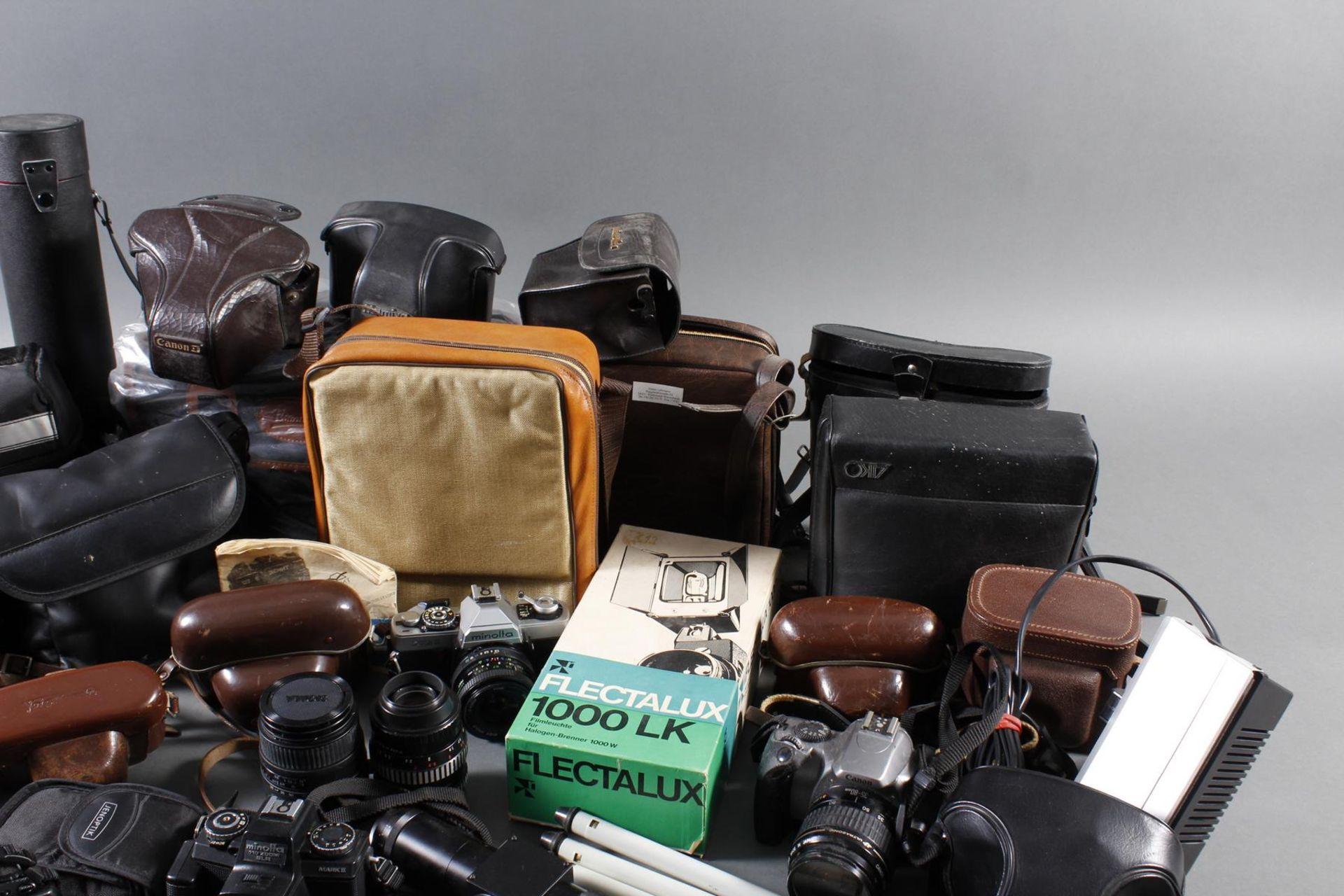 Sammlung Kameras - Bild 3 aus 6