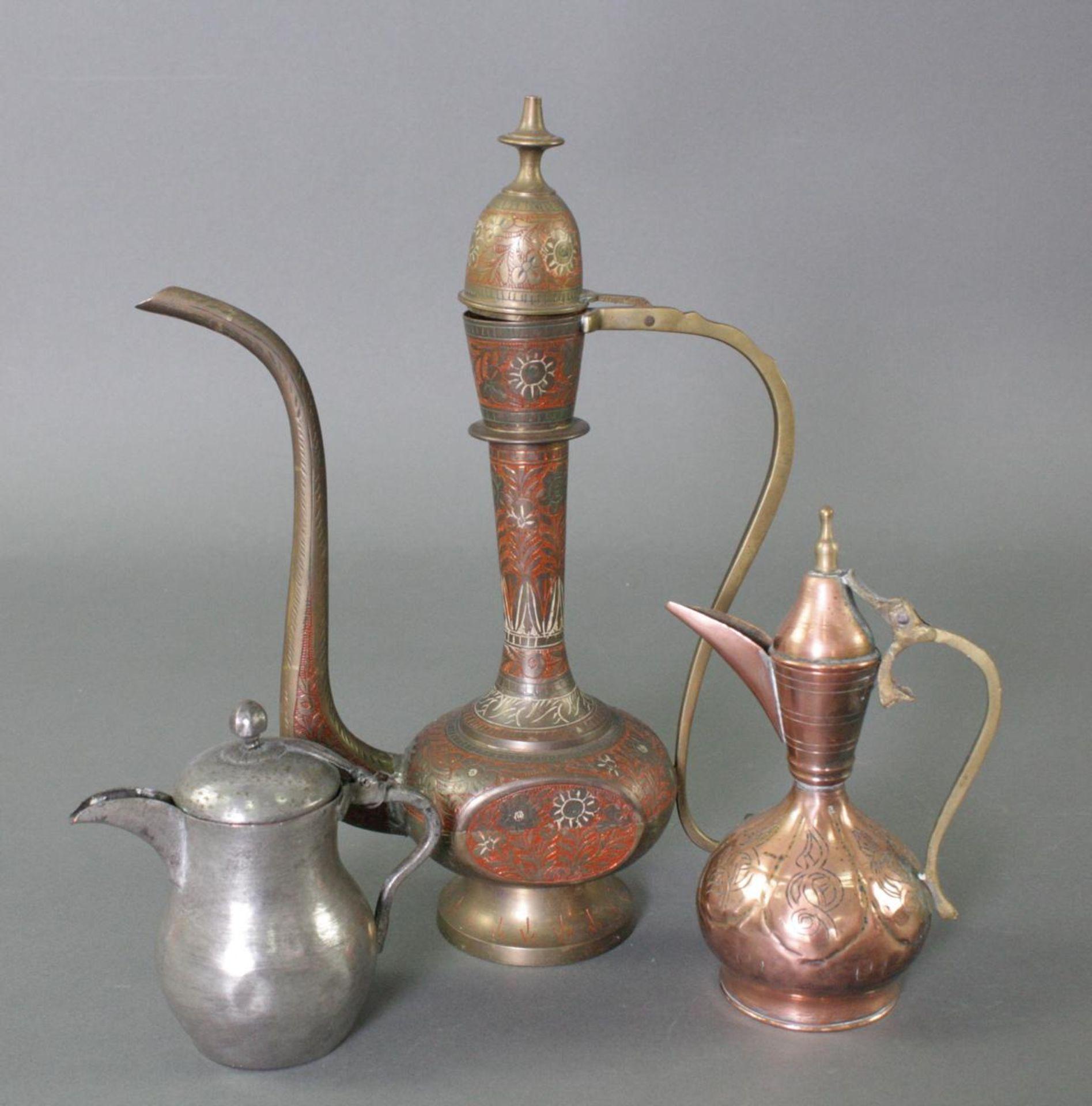 6 Kannen, Iran 19./20. Jahrhundert - Bild 13 aus 13