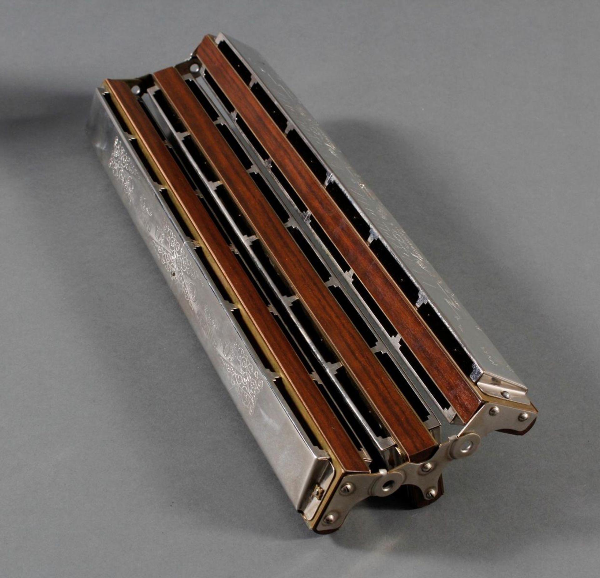 Hohner Triple Bass Mundharmonika - Bild 5 aus 6