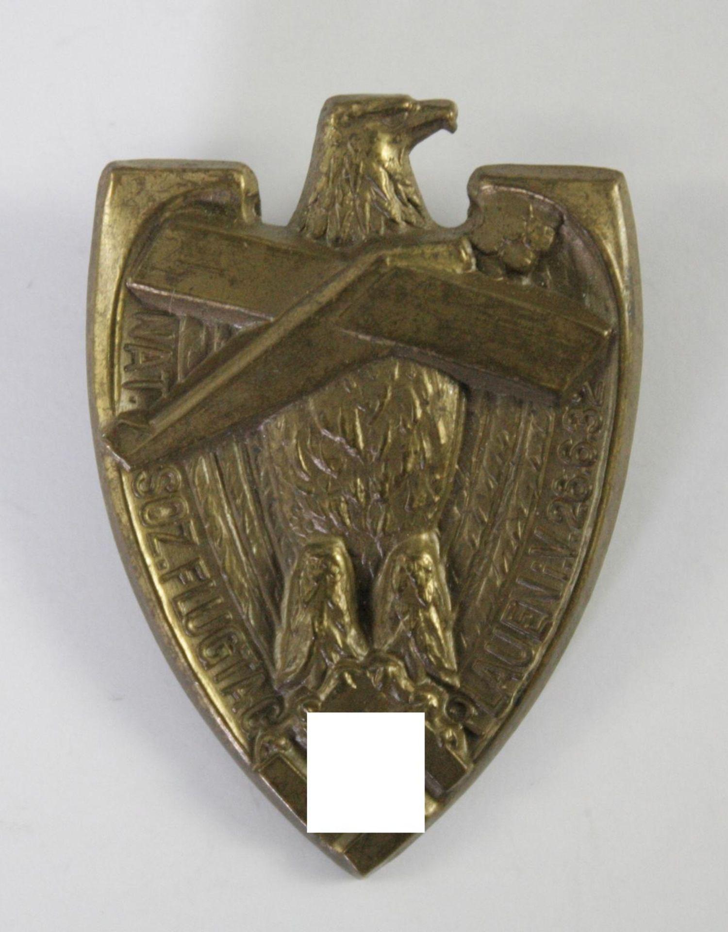 Abzeichen: Nationalsozialistischer Flugtag Plauen 1932