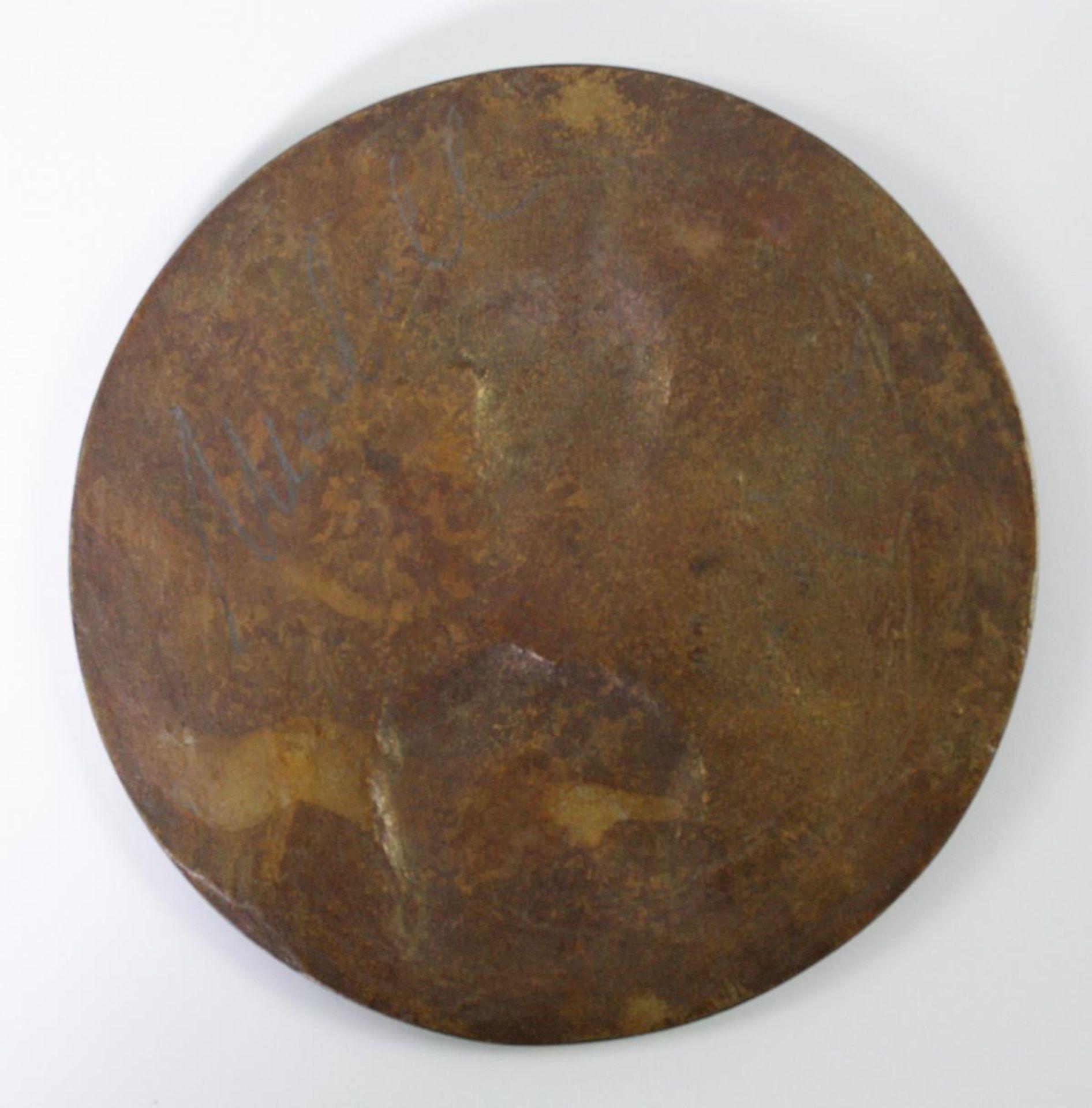 Große Bronzeplakette: Durch Sieg zur Wahrheit 1914-1917 - Bild 2 aus 2