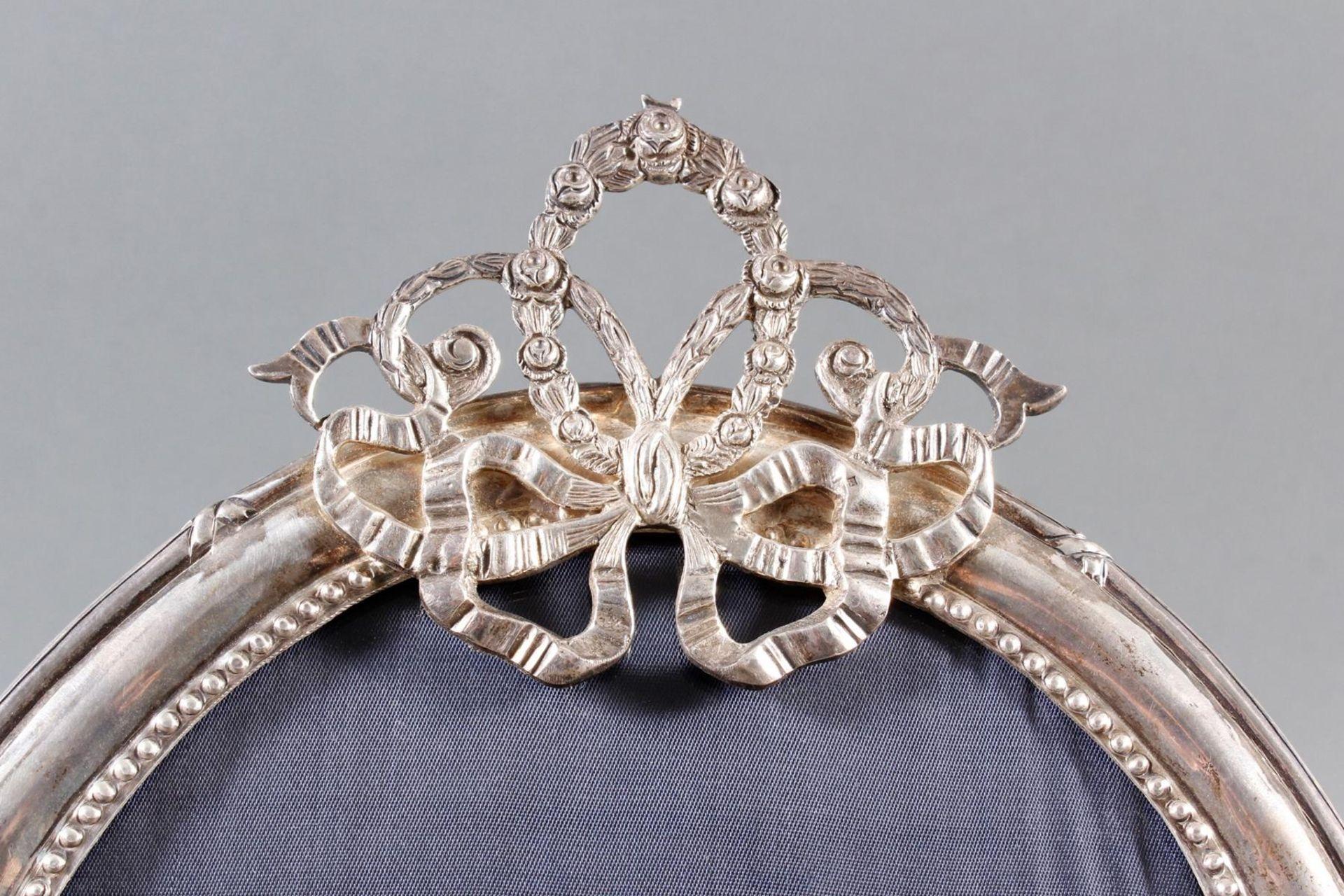 Großer Silber Bilderrahmen, - Bild 2 aus 9