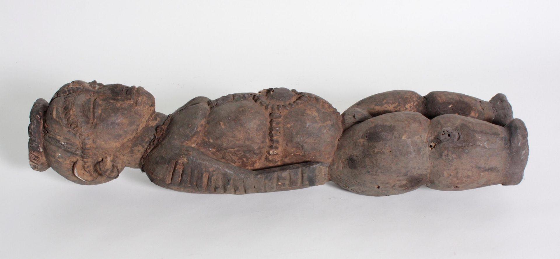 Ältere Ahnen-Figur, Tabwa, D. R. Kongo - Bild 9 aus 14