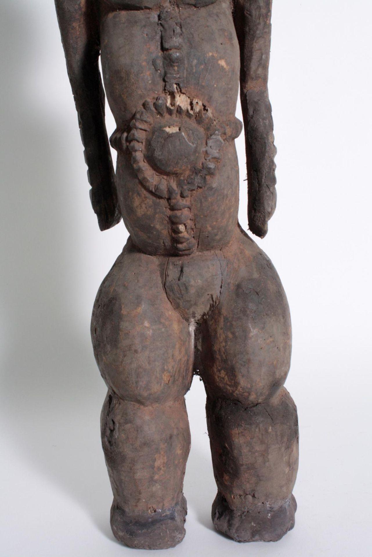 Ältere Ahnen-Figur, Tabwa, D. R. Kongo - Bild 3 aus 14