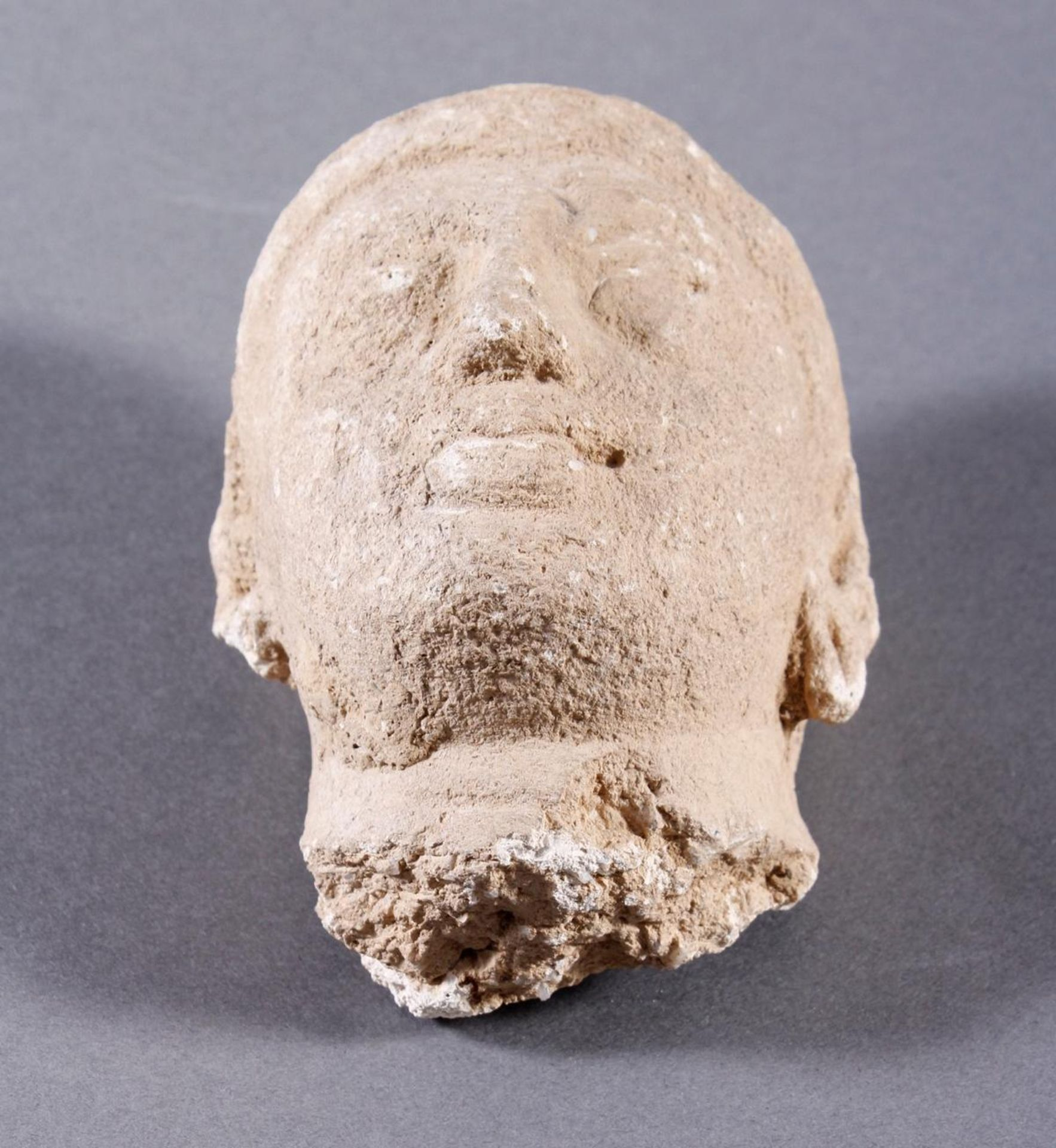 Kleiner Kopf des Buddha - Bild 2 aus 9