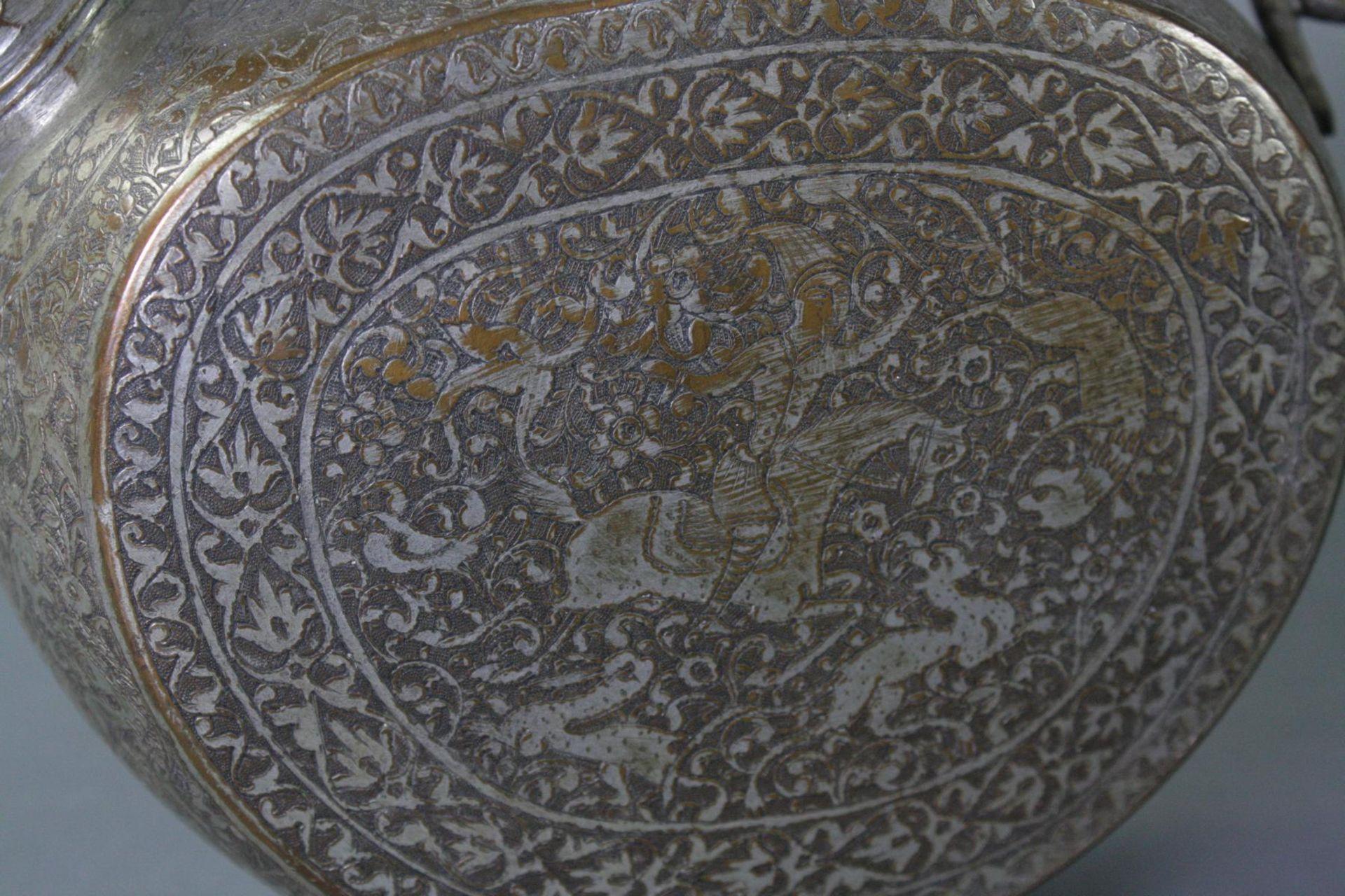 6 Kannen, Iran 19./20. Jahrhundert - Bild 6 aus 13