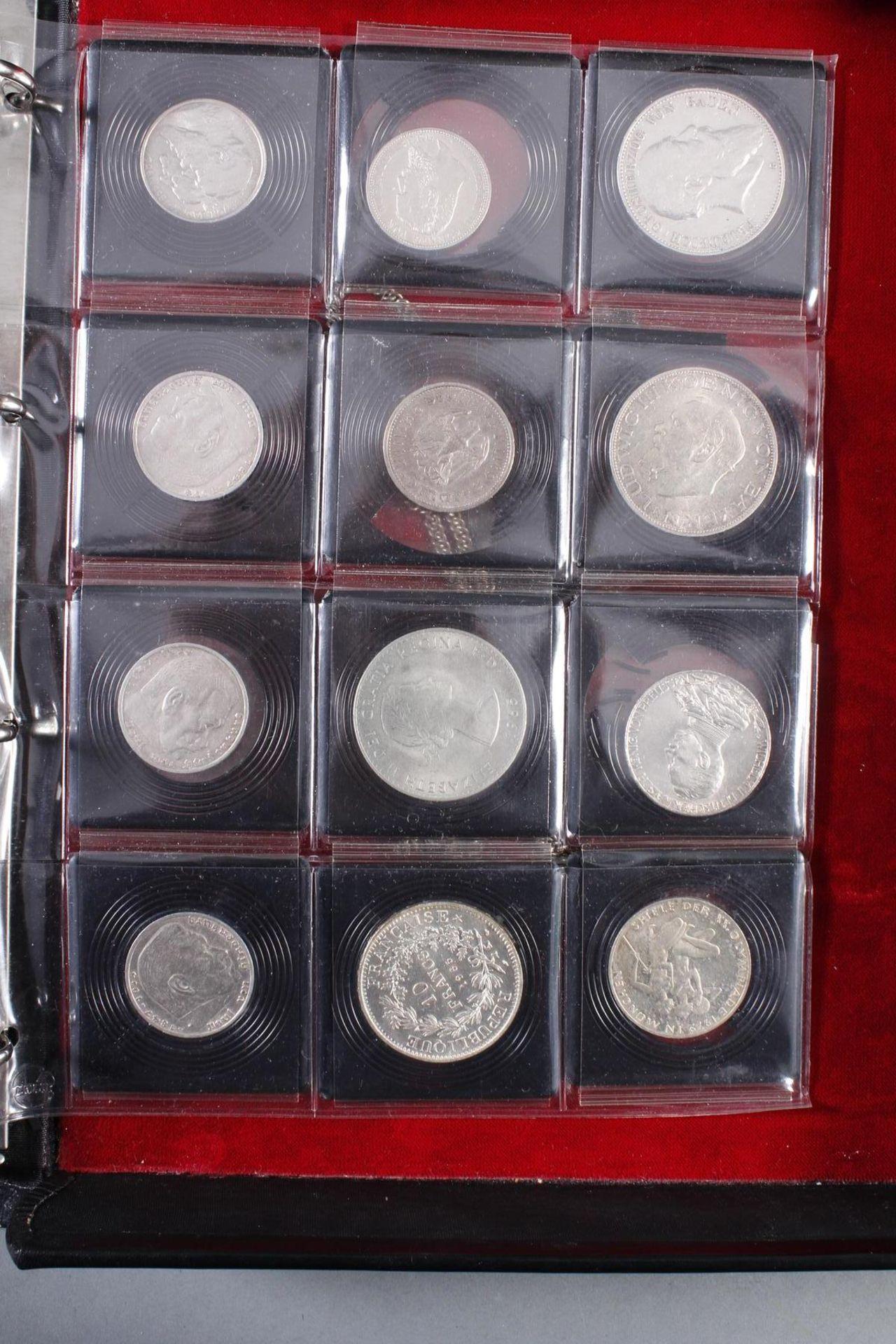 Münz- und Medaillensammlung - Bild 8 aus 8