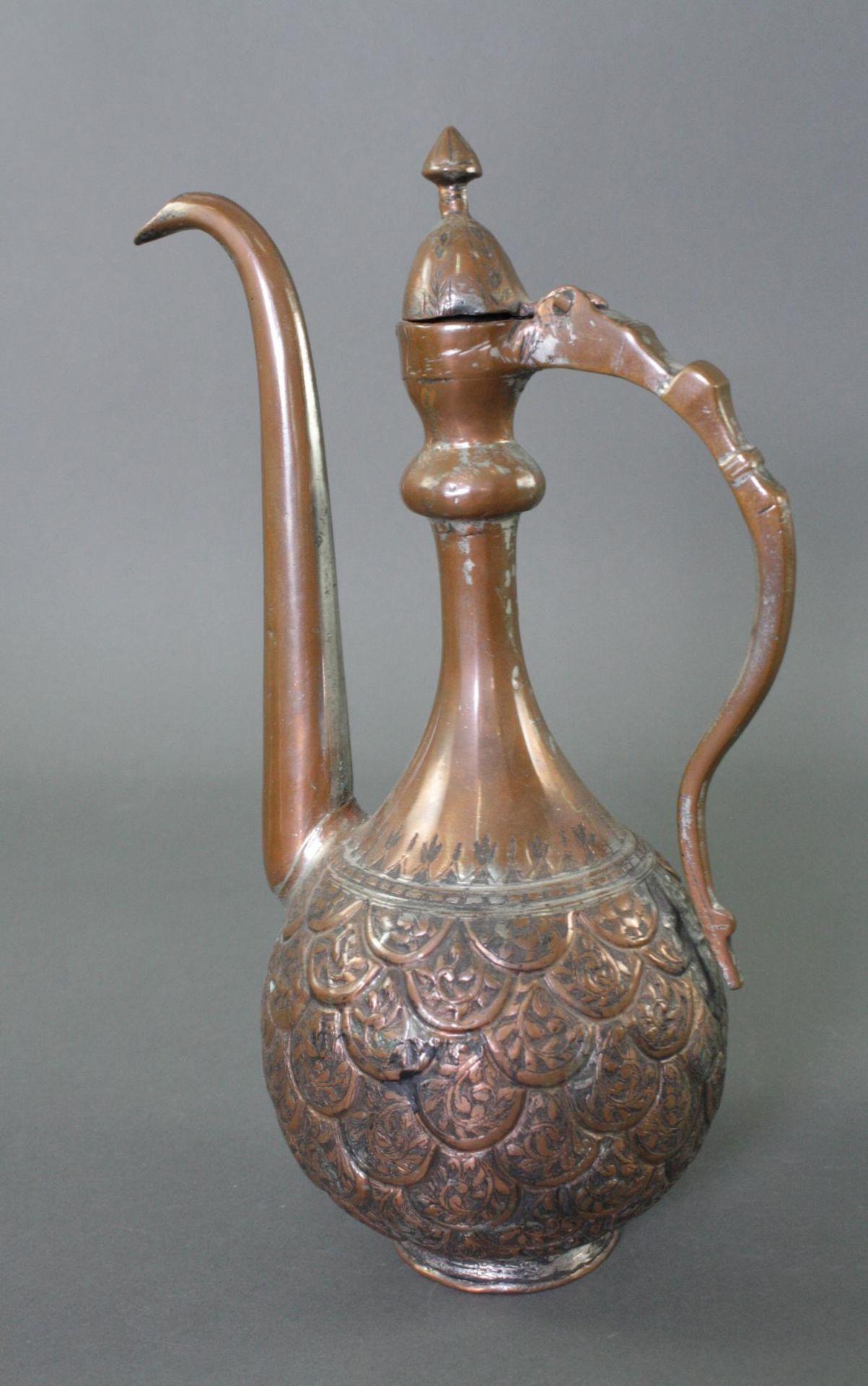 6 Kannen, Iran 19./20. Jahrhundert - Bild 11 aus 13