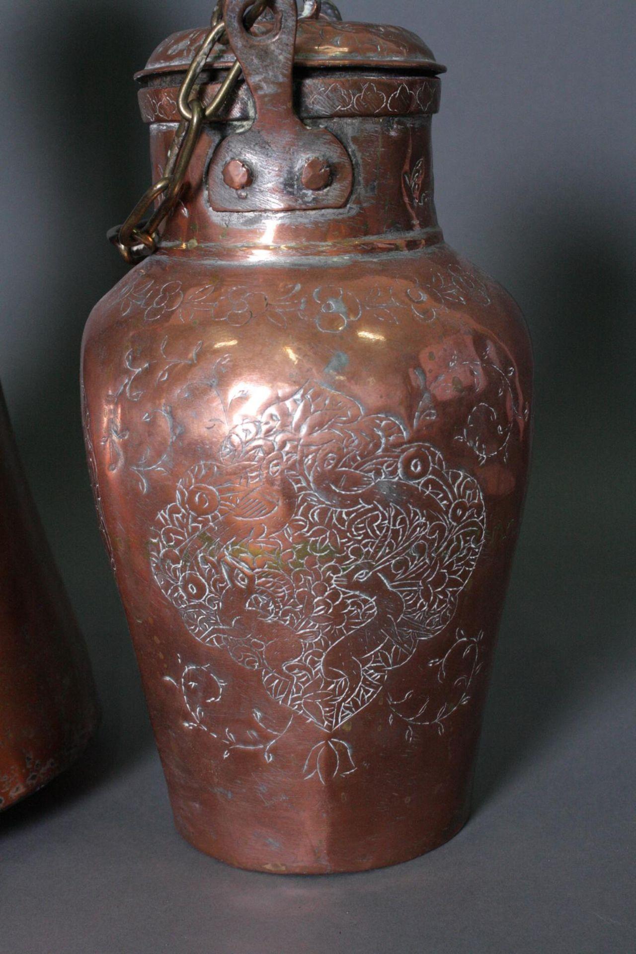 3 orientalische Gefäße - Bild 5 aus 6