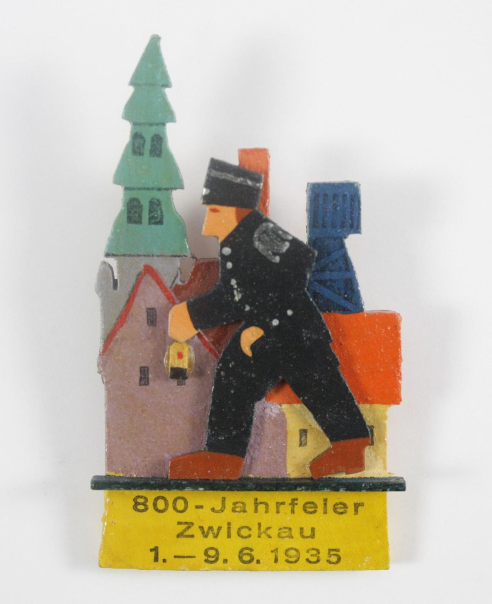 Abzeichen: 800 Jahrfeier Zwickau 1.-9.6. 1935