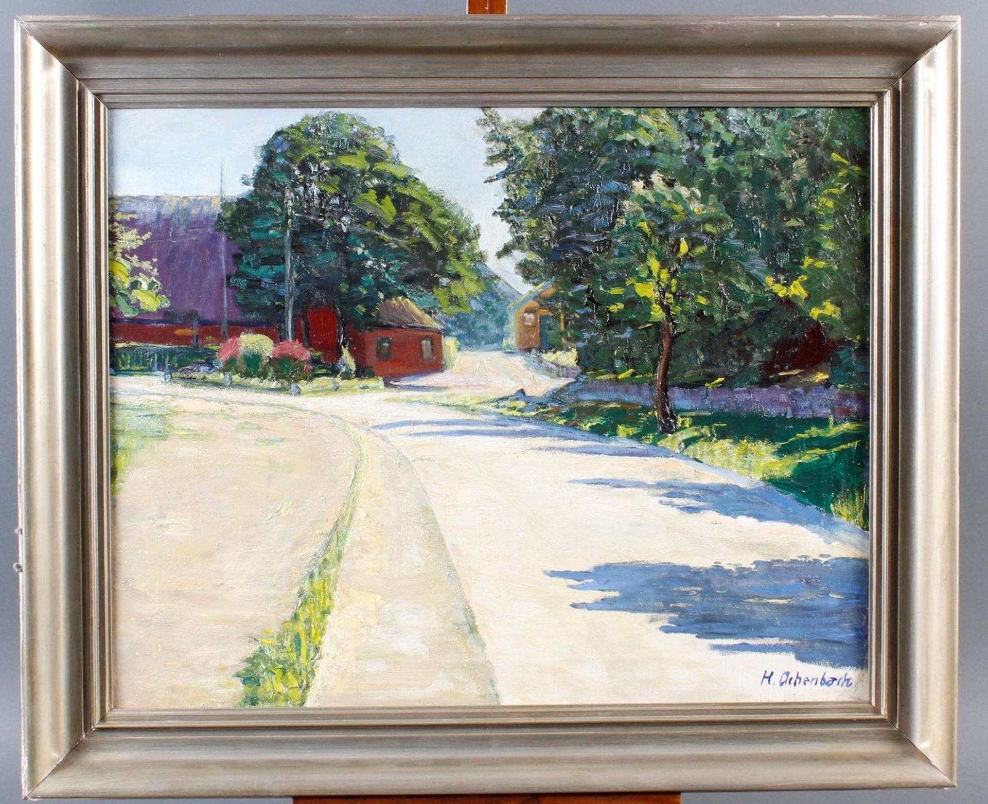 Hans Achenbach, (Plattenberg, 1891-1972)